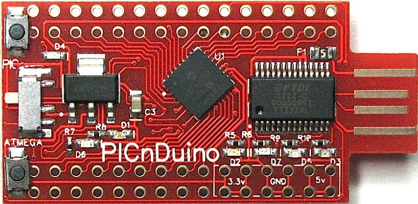 PICnDuinoRed